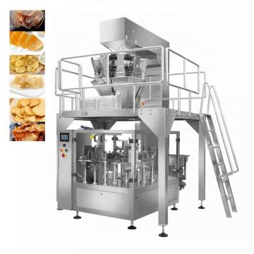 China Automatic Nitrogen Food Vacuum Rice Packaging Machine Supplier