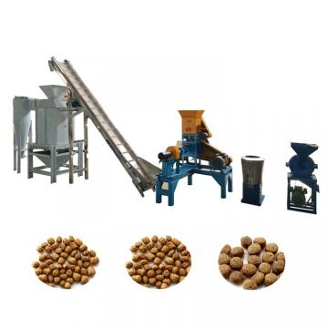 Hot Sale Automatic Pet Feed Making Machine Dog Food Processing Line Cat Animal Bird Food Equipment
