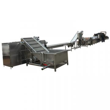 Commercial Industrial Automatic Fried Snack Making Machine French Fries Machine