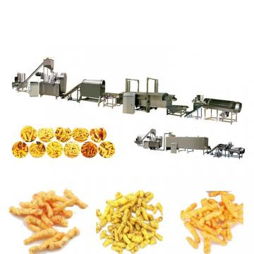 Hot Selling Kurkure Food Making Machine Cheetos Niknaks Bulking Processing Manufacturing Production Machine