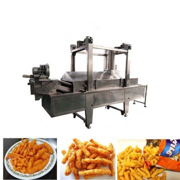 Corn Manufacturing Raw Kurkure Hot Cheetos Niknaks Plant Snack Making Machine Price