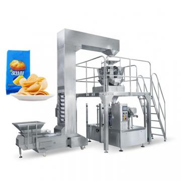 Samfull Automatic Nitrogen Gas Flushing Multihead Weigher Packaging Machinery for Potato Chips Aloo
