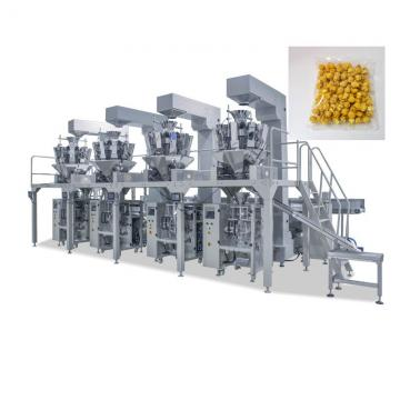 Chinese Pillow Packaging Machine Nitrogen Packing Machine