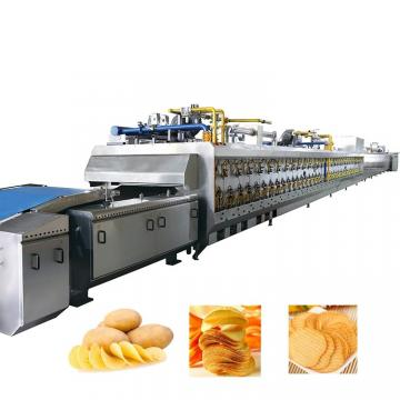 Automatic Frying Machine New Condition Low Invest Potato Chips Making Machine Price