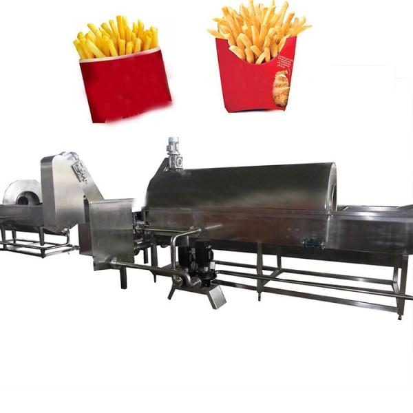 Factory Direct Supply Semi-Automatic French Fries Making Machine